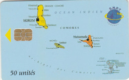 PHONE CARD COMORES (E78.8.4 - Comoros
