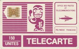 PHONE CARD POLINESIA FRANCESE (E78.8.8 - Polinesia Francesa