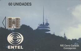 PHONE CARD CILE (E78.27.5 - Cile