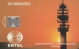 PHONE CARD CILE (E78.28.5 - Cile