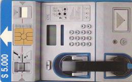 PHONE CARD CILE (E78.28.6 - Cile