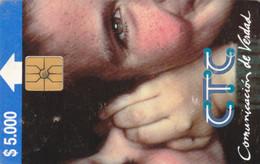 PHONE CARD CILE (E78.47.4 - Cile