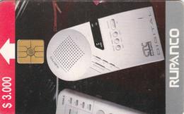 PHONE CARD CILE (E78.48.5 - Cile