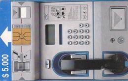 PHONE CARD CILE (E78.48.6 - Cile