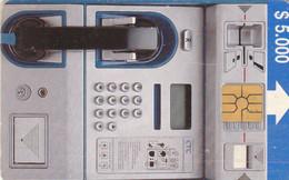 PHONE CARD CILE (E78.48.8 - Cile