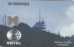 PHONE CARD CILE (E78.49.2 - Cile