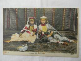 Carte Postale ALGERIE.  Femmes Des Ouled-Nails - Women