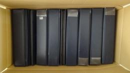 W3 Carton 21 Kgs Dont 10 Classeurs SAFE COMPACT A4 D'occasion (vendus 25.9€ Chez SAFE)  ..Voir Commentaires !!! - Lots & Kiloware (mixtures) - Min. 1000 Stamps