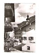 AK Lofer Salzburg Pinzgau, Gelaufen - Lofer