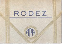 Rodez, Pochette De 10 Photos. - Rodez