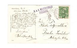 K.u.k. Militärzensur Prossnitz - Covers & Documents