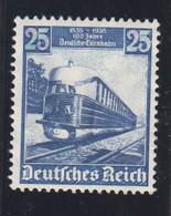 Deutsches Reich - Drittes Reich , Nr. 582 Postfrisch  ( 45.-) - Ongebruikt