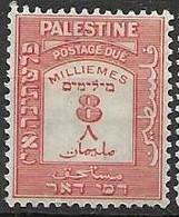 Palestine Mh * 1924 3,5 Euros - Palestine