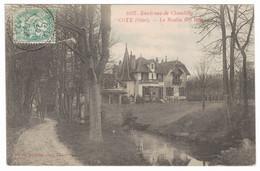 60 - COYE - Le Moulin Des Bois - De Rozyeki 1007 - Other Municipalities