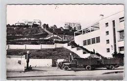 CPA MAROC AGADIR HOTEL GAUTHIER DOS DIVISE ECRIT - Agadir