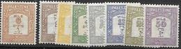Palestine Mh * 1928 38 Euros (just 8 M Missing In Full Set) - Palestine