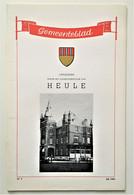 Gemeenteblad Kortrijk - Heule 07/1969 - Other