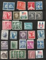 USA : Un Classeur De Neufs - Collezioni (in Album)