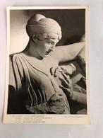 GREECE  -  1960 - OLYMPIA - OLYMPIEE - THE BEAUTIFUL LAPITH WOMAN DEIMADIA -   POSTCARDS - Grèce