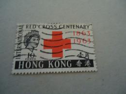 HONG KONG  USED  STAMPS   RED CROSS - Zonder Classificatie
