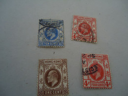HONG KONG USED  STAMPS  KING - Zonder Classificatie