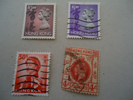 HONG KONG USED  STAMPS  LOT - Zonder Classificatie