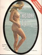 D21904 - Anonimo : HISTOIRE D'O - Classici