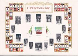 Il Soldato Italiano - Serie Storica Commemorativa Del 60° Anniversario Della Battaglia Di Vittorio Veneto - Equipment