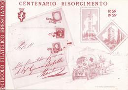 Centenario Liberazione Città Di Brescia 13 Giugno 1859 - Equipment