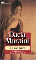 D21907 - D.MARAINI : LA VACANZA - Classici