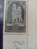 FRANCE . 1929 . N° 259 Type II . Côte YT 2020 : 350,00 € - ....-1929