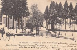 NEUFCHATEAU, La Pelouse, La Vierre Au Sortir De La Cascade - Neufchâteau