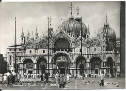 VENEZIA / VENISE (Italie / Vénétie) : Basilica San Marco - Années 50 (?) - Venezia