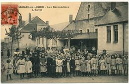SAINT AIGNAN - Les Bernardines, L'Ecole - Saint Aignan