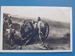 La Guerre Au Maroc - Pièce De 75 En Action - Equipment