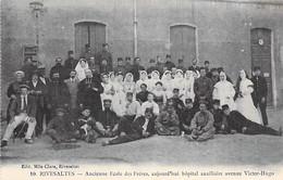 66 - RIVESALTES Ancienne Ecole Des Frères, Aujourd'hui Hopital Auxiliare Avenue Victor Hugo - CPA - Pyrenées Orientales - Rivesaltes