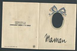Propagande Sous PETAIN Tract 4 Volets , Propagande Pour La Natalité -  Fau 11213 - Historische Documenten