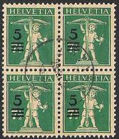 Schweiz Suisse 1932: Fils De Tell-Knabe (1930) Zu 181 Mi 240 Yv 240 Mit Stempel GLAND 29.XII.32 (Zu CHF 70.00) - Used Stamps