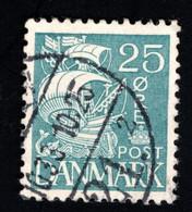 1933 Karavelle Mi DK 204I Sn DK 233 Yt DK 216 Sg DK 279 AFA DK 205 - Gebruikt