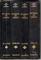 Dictionnaire Des Symboles - 4 Vol - Seghers - 1977 - Religion