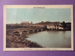 35     SAINT-COULOMB      Étang De Sainte-Suzanne     Le Pont    Bon état - Saint-Coulomb