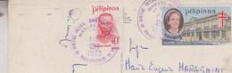 Storia Postale Francobollo Commemorativo Pilipinas Filippine Baguio City Nice Stamp - Philippines