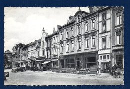 Arlon. Place De La Gare. Café Des Sports. Hôtel Du Luxembourg. Gendarme - Aarlen