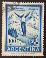 ARGENTINE / 1959-62 / N°Y-T : 606E - Gebraucht