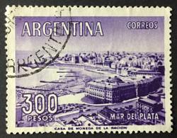 ARGENTINE / 1959-62 / N°Y-T : 606F - Gebraucht