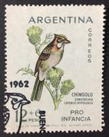 ARGENTINE / 1962 / N°Y-T : 664 - Gebraucht
