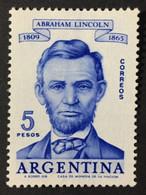 ARGENTINE / 1960 / N°Y-T : 618 - Ungebraucht