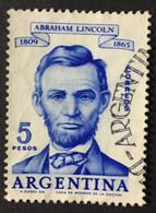 ARGENTINE / 1960 / N°Y-T : 618 - Gebraucht