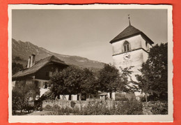 ZQA-07  Vers L'Eglise Grand Format, Photo-Hall Non Circulé - VD Vaud