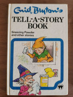 Tell A Story Book - Guid Bluton's - Waters - 1983 - AR - Altri